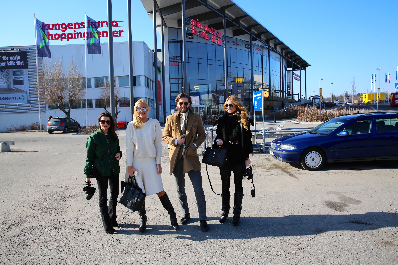 Kungens Kurva Shoppingcenter Petra Tungården Metro Mode