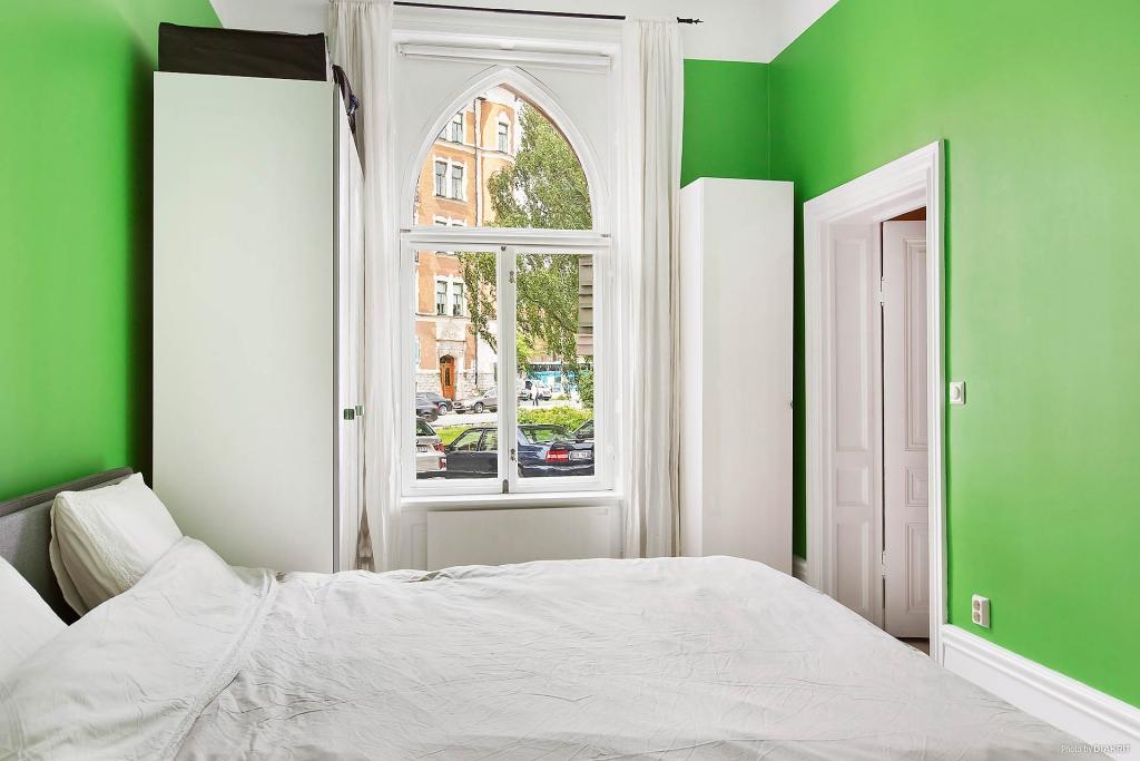 Vår nya lägenhet! Petra Tungården Metro Mode