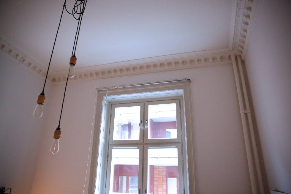 Inspiration för sovrummet Gardiner! Petra Tungården Metro Mode