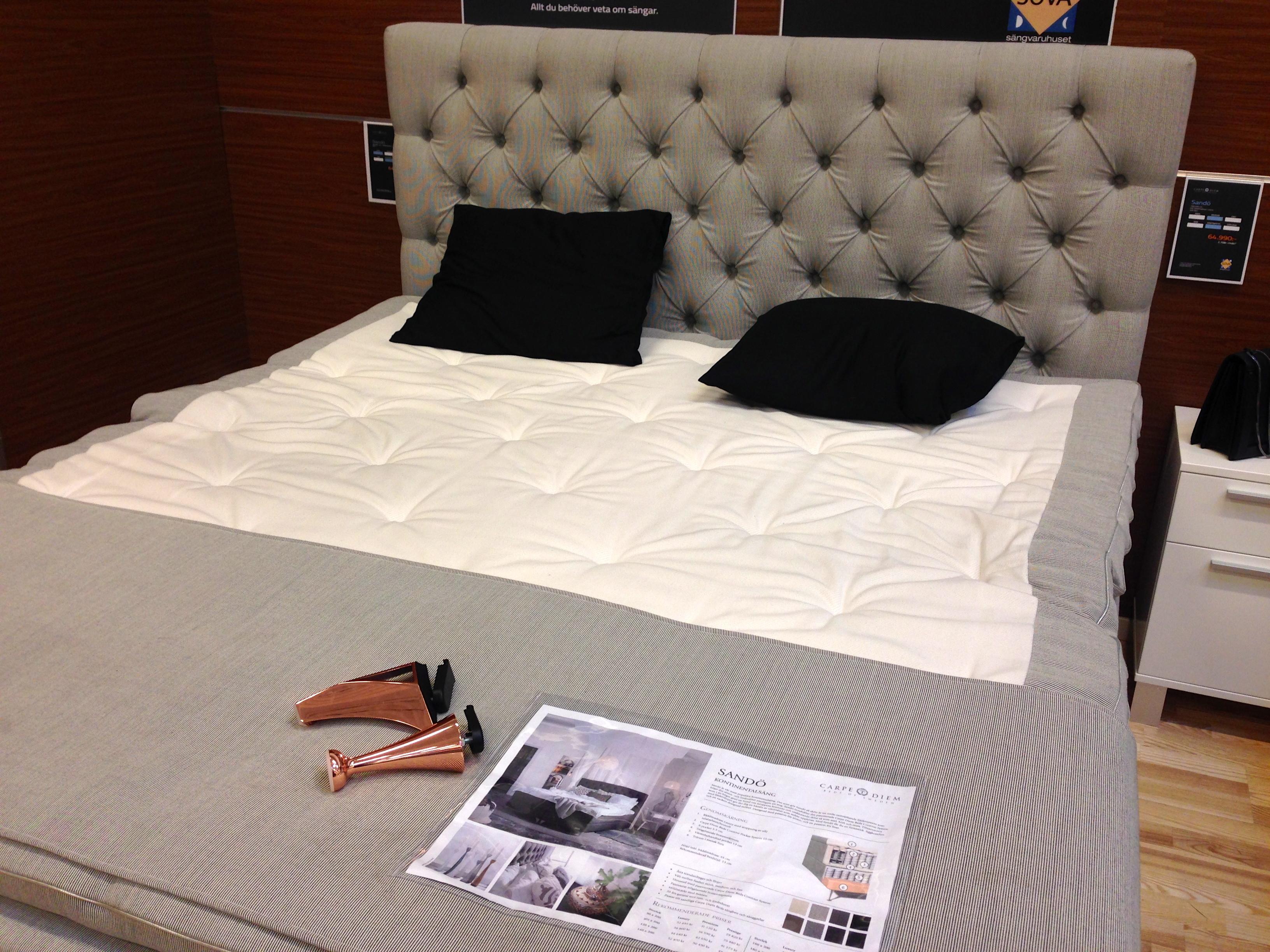 Vilken säng ska vi köpa?  Petra Tungården  Metro Mode