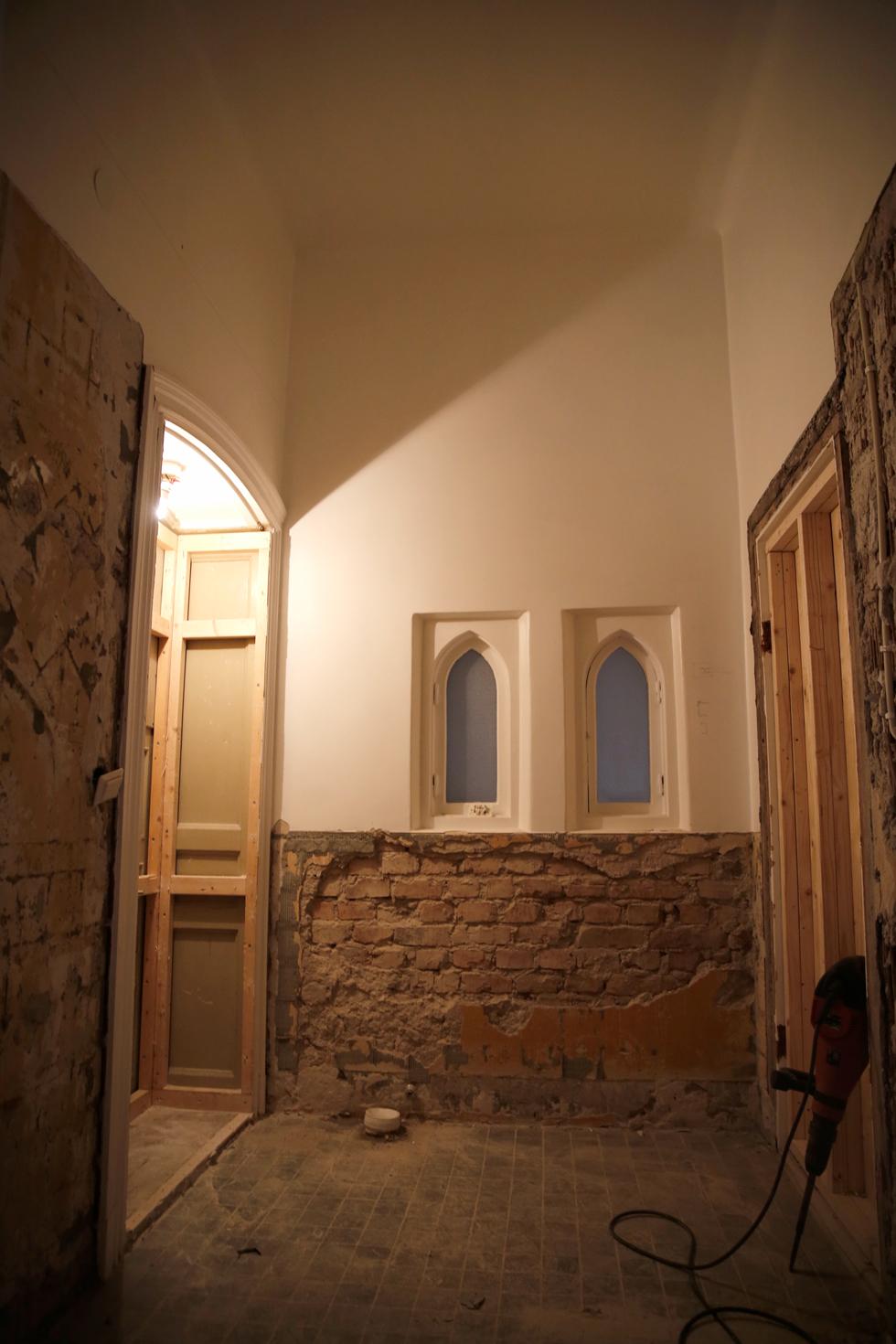 Renovering: badrum i marmor 2.0   modiq.se