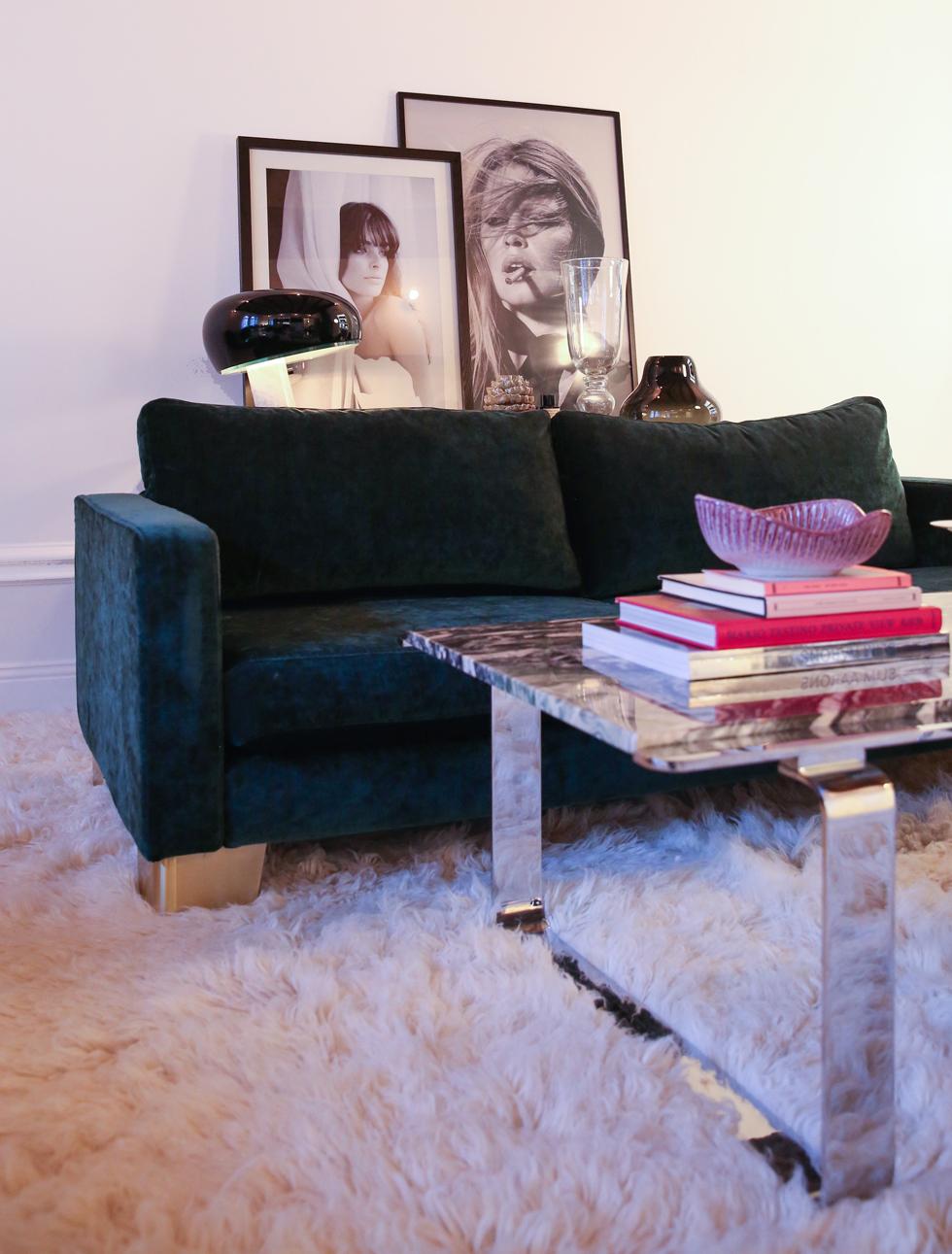 ge din soffa en makeover! - petra tungården - metro mode