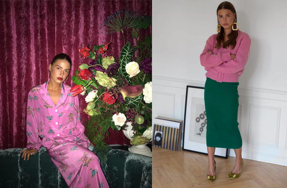 3 inspirerande saker – Sophia Roe's Garderob, Poppy Kalas och Kök i smutsig plommon!