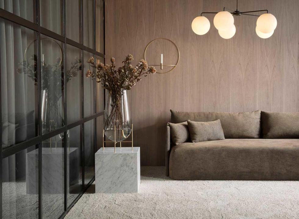 Ett lass med inspiration: Brunt, Eklektiska hem och Träsmak!
