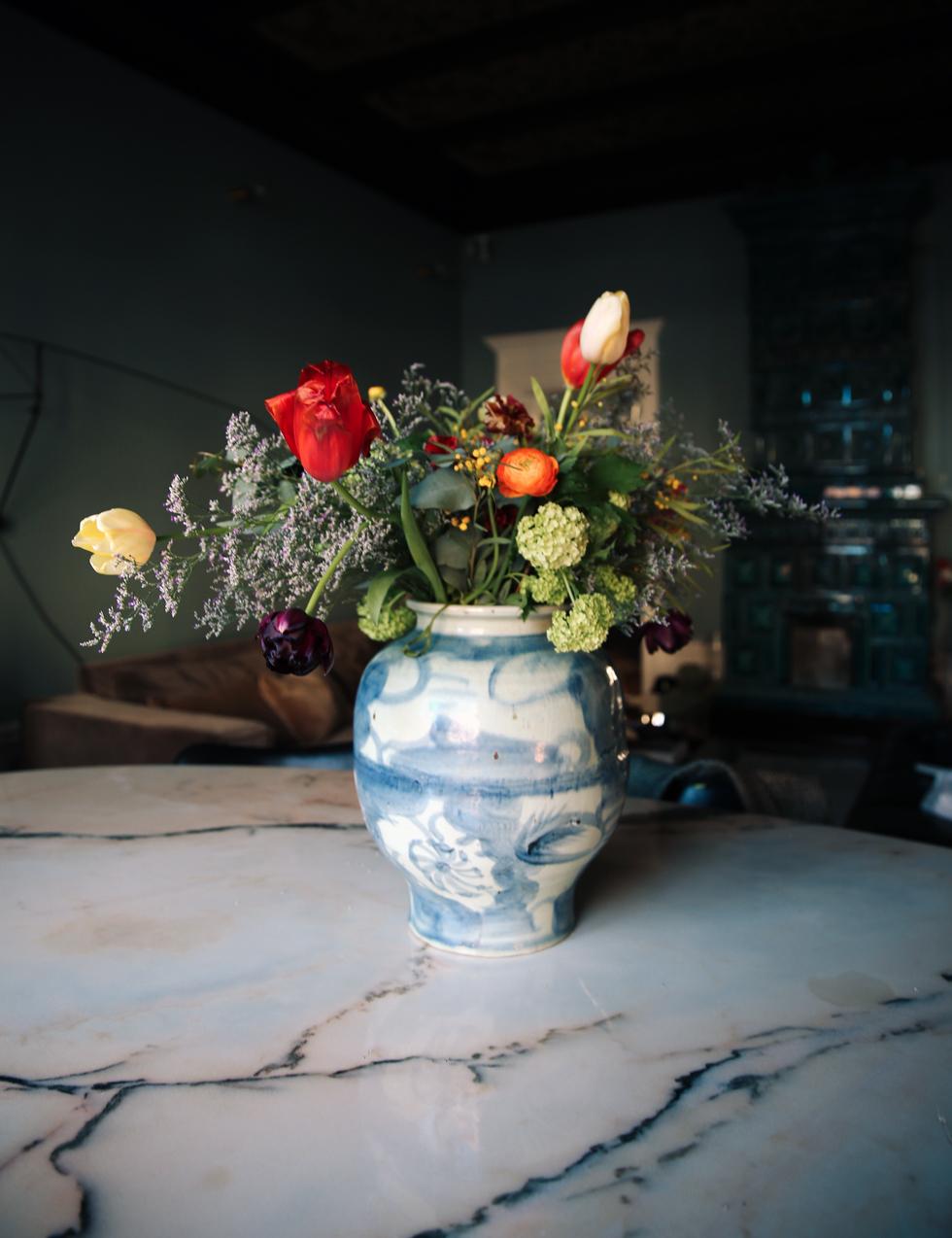 I mina vaser: Busiga Buketter